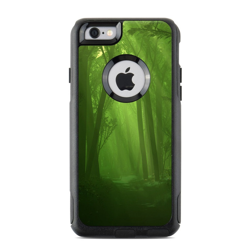 Spring Wood OtterBox Commuter iPhone 6s Skin