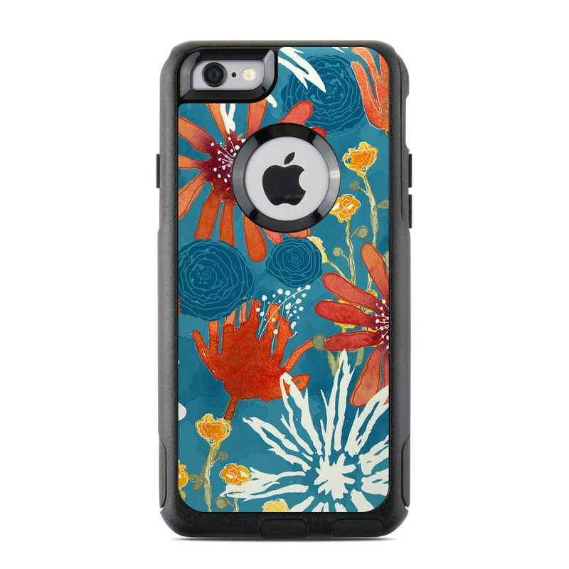 Sunbaked Blooms OtterBox Commuter iPhone 6s Skin