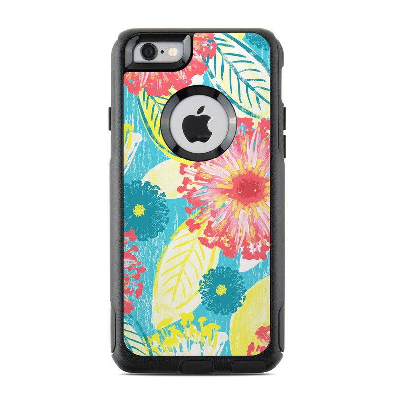 Tickled Peach OtterBox Commuter iPhone 6s Case Skin
