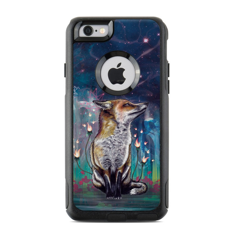 There is a Light OtterBox Commuter iPhone 6s Case Skin