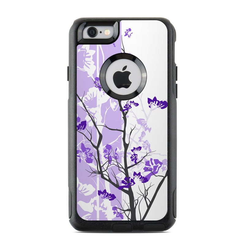 Violet Tranquility OtterBox Commuter iPhone 6s Case Skin
