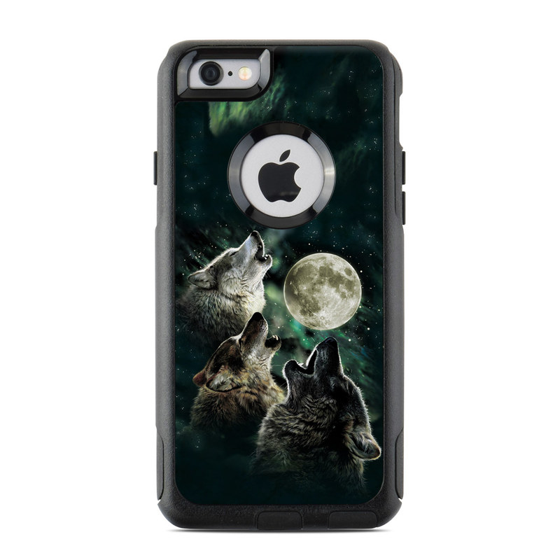 Three Wolf Moon OtterBox Commuter iPhone 6s Case Skin