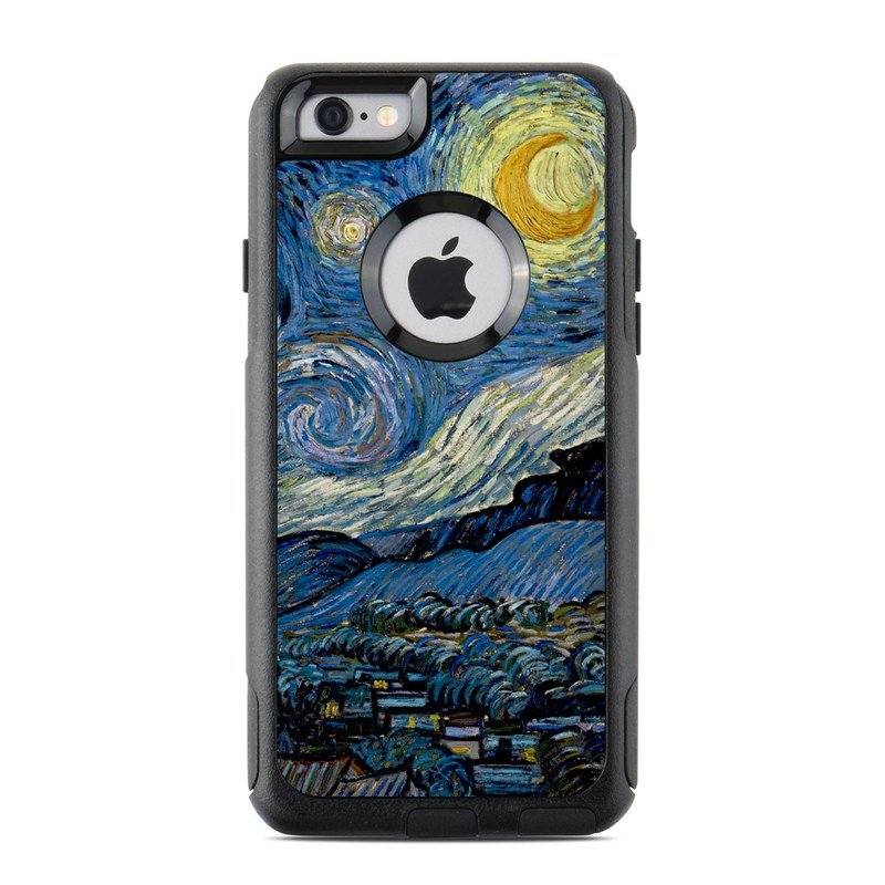Starry Night OtterBox Commuter iPhone 6s Skin