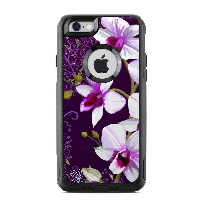 Violet Worlds OtterBox Commuter iPhone 6s Skin