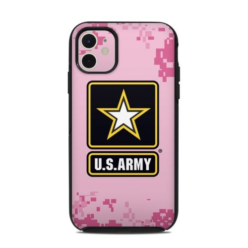 Army Pink OtterBox Symmetry iPhone 11 Case Skin