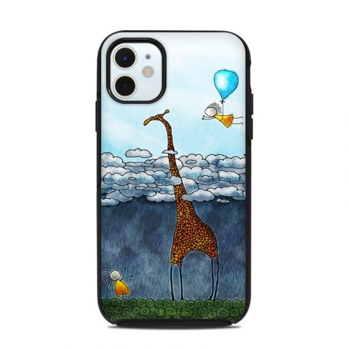 Above The Clouds OtterBox Symmetry iPhone 11 Case Skin