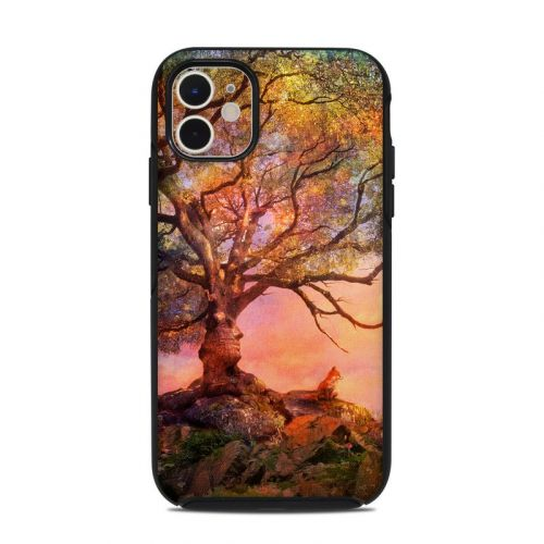 Fox Sunset OtterBox Symmetry iPhone 11 Case Skin