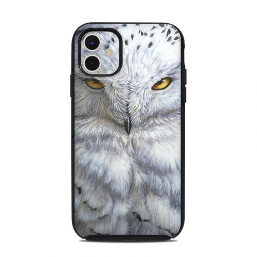 Snowy Owl OtterBox Symmetry iPhone 11 Case Skin