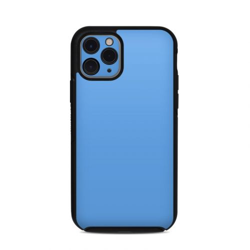 Solid State Blue OtterBox Symmetry iPhone 11 Pro Case Skin