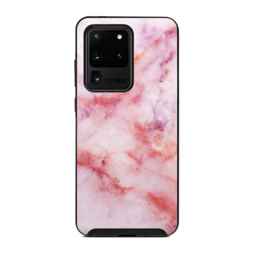 Blush Marble OtterBox Symmetry Galaxy S20 Ultra Case Skin
