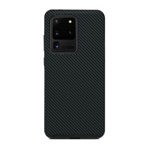 Carbon OtterBox Symmetry Galaxy S20 Ultra Case Skin