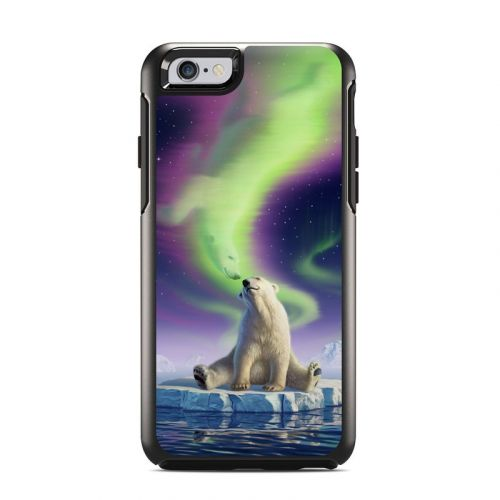 Arctic Kiss OtterBox Symmetry iPhone 6s Skin