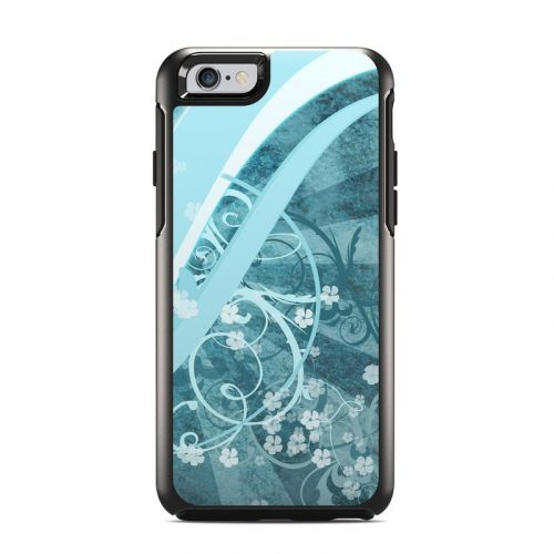 Flores Agua OtterBox Symmetry iPhone 6s Skin