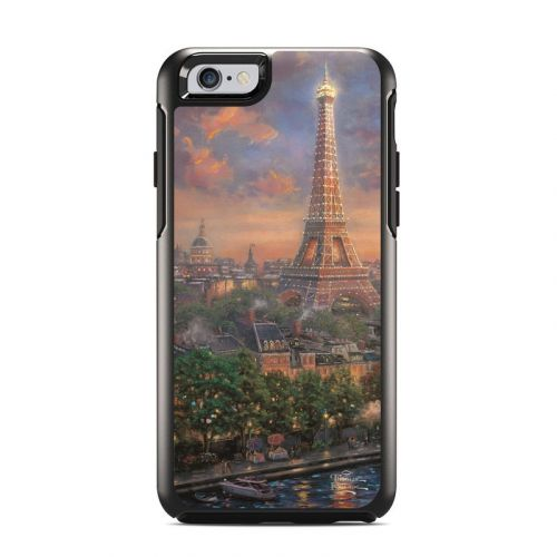 Paris City of Love OtterBox Symmetry iPhone 6s Skin