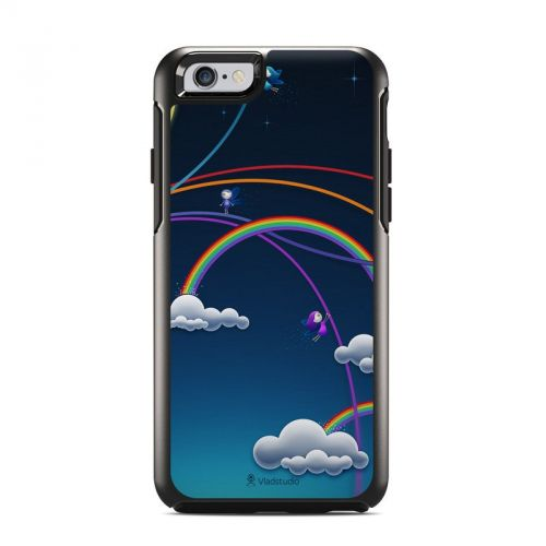 Rainbows OtterBox Symmetry iPhone 6s Skin