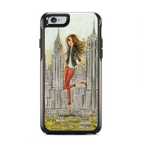 The Sights New York OtterBox Symmetry iPhone 6s Case Skin
