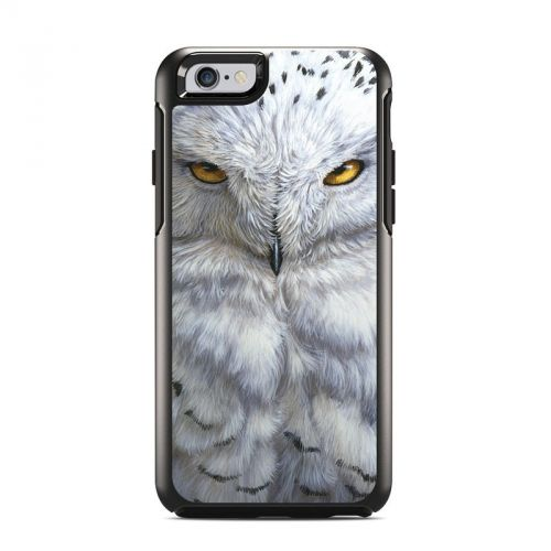 Snowy Owl OtterBox Symmetry iPhone 6s Skin