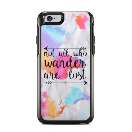 Wander OtterBox Symmetry iPhone 6s Skin
