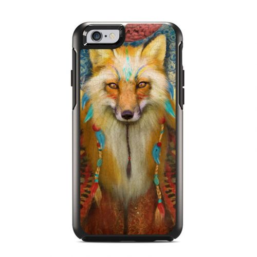 Wise Fox OtterBox Symmetry iPhone 6s Case Skin