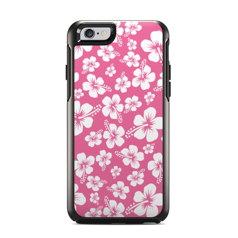 Aloha Pink OtterBox Symmetry iPhone 6s Skin
