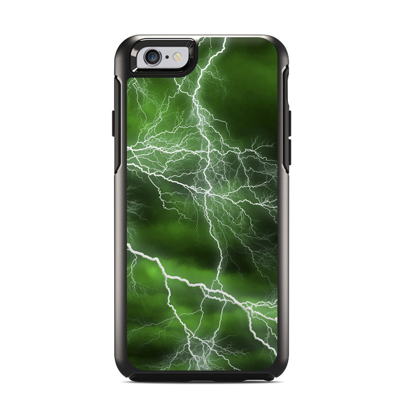 Apocalypse Green OtterBox Symmetry iPhone 6s Skin