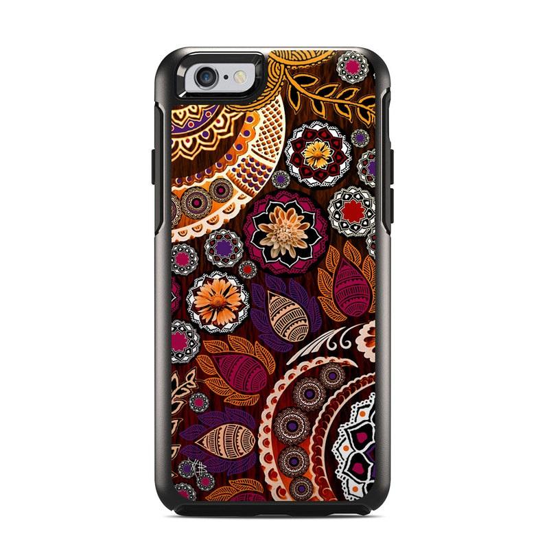 Autumn Mehndi OtterBox Symmetry iPhone 6s Skin