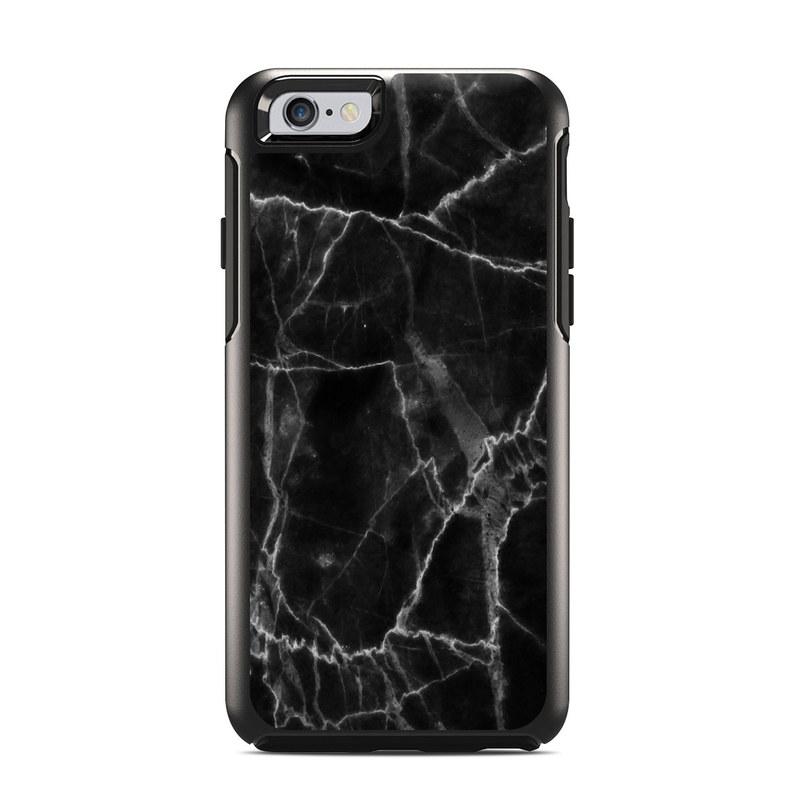 4defbbdb69 OtterBox Symmetry iPhone 6s Case Skin design of Black, White, Nature, Black-