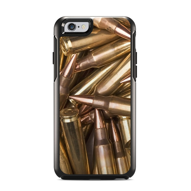 Bullets OtterBox Symmetry iPhone 6s Skin