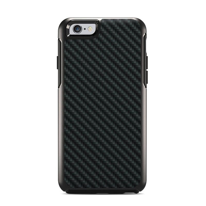 Carbon Fiber OtterBox Symmetry iPhone 6s Case Skin