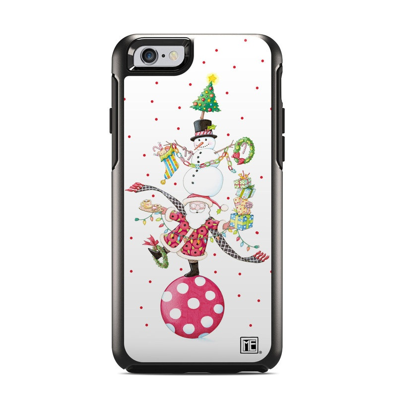 Christmas Circus OtterBox Symmetry iPhone 6s Skin