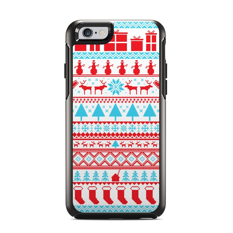 Comfy Christmas OtterBox Symmetry iPhone 6s Skin