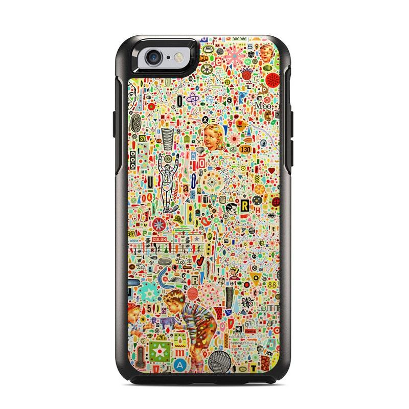 Effloresce OtterBox Symmetry iPhone 6s Skin