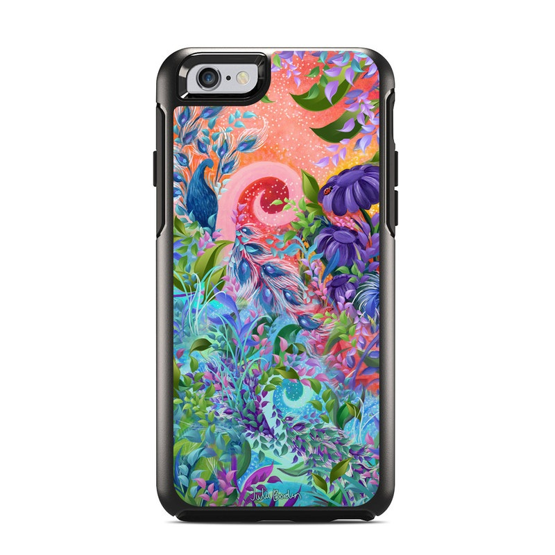 Fantasy Garden OtterBox Symmetry iPhone 6s Skin