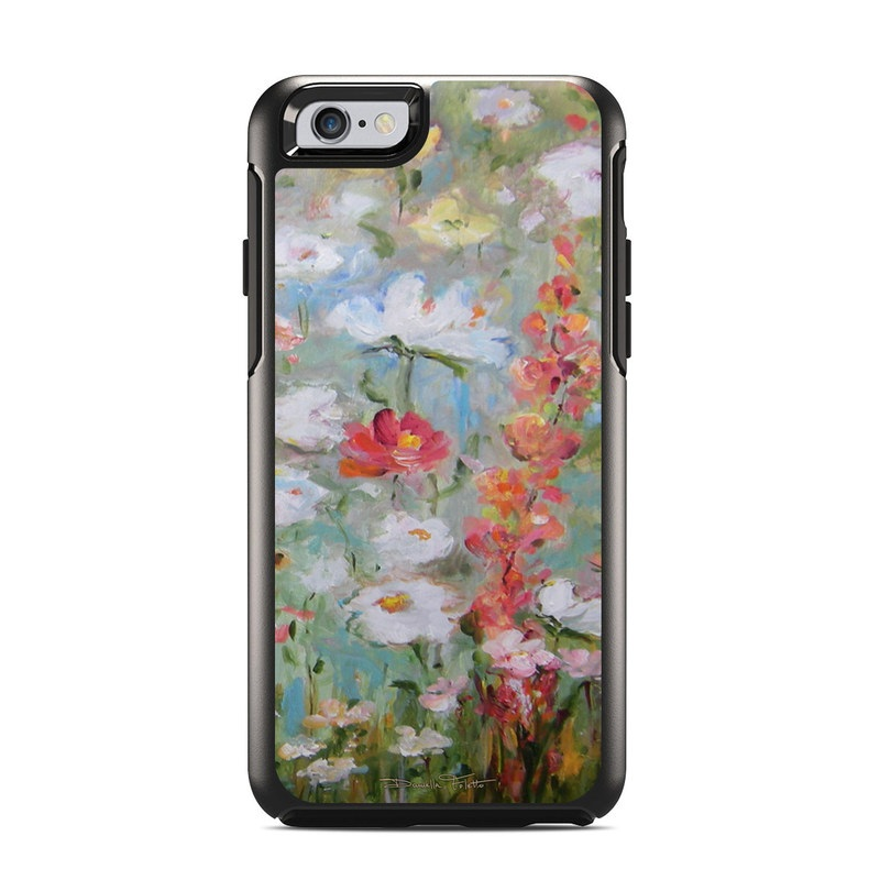Flower Blooms OtterBox Symmetry iPhone 6s Skin