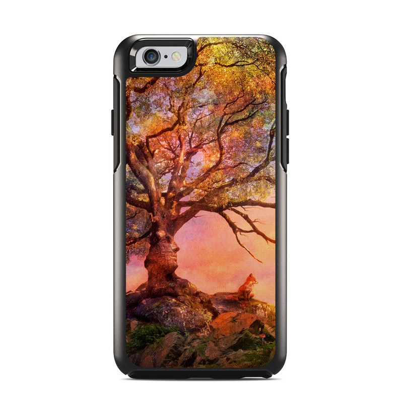 Fox Sunset OtterBox Symmetry iPhone 6s Skin
