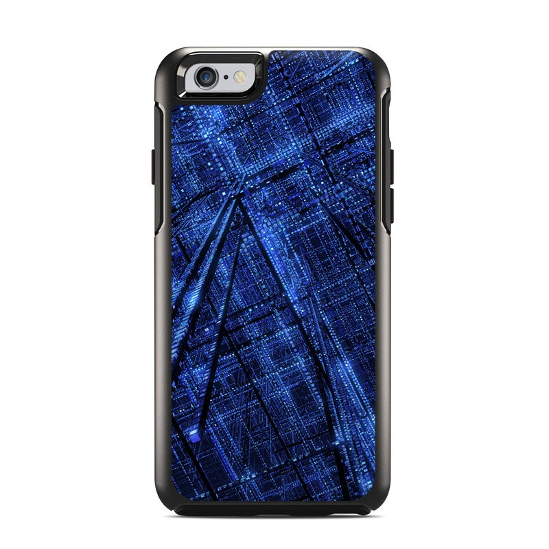 Grid OtterBox Symmetry iPhone 6s Skin