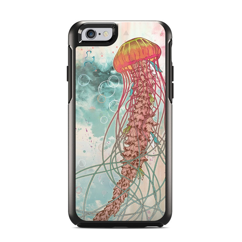 Jellyfish OtterBox Symmetry iPhone 6s Skin