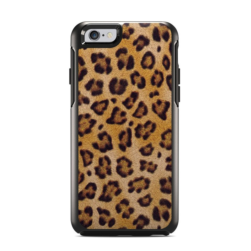Leopard Spots OtterBox Symmetry iPhone 6s Case Skin