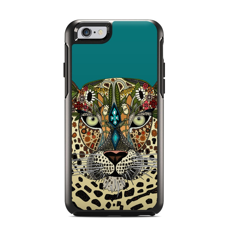 Leopard Queen OtterBox Symmetry iPhone 6s Skin