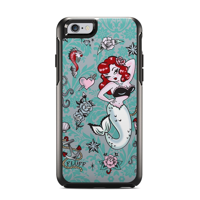 Molly Mermaid OtterBox Symmetry iPhone 6s Skin