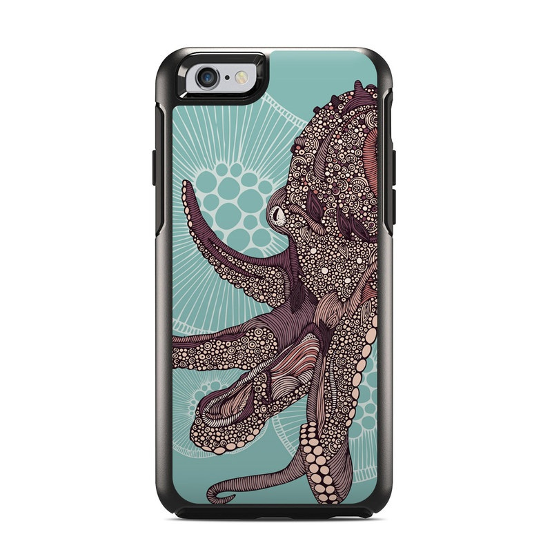 Octopus Bloom OtterBox Symmetry iPhone 6s Skin