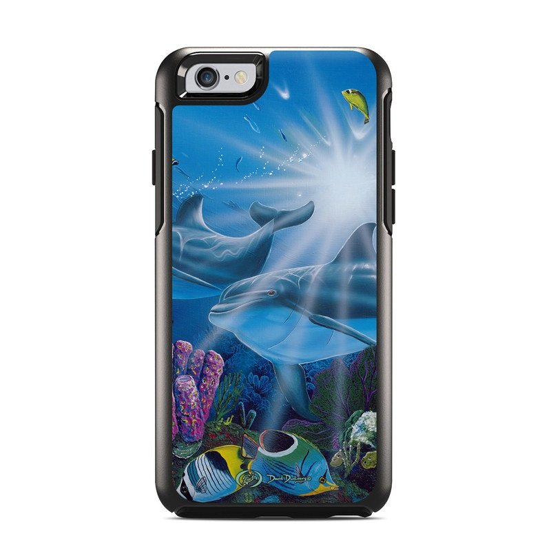 Ocean Friends OtterBox Symmetry iPhone 6s Skin