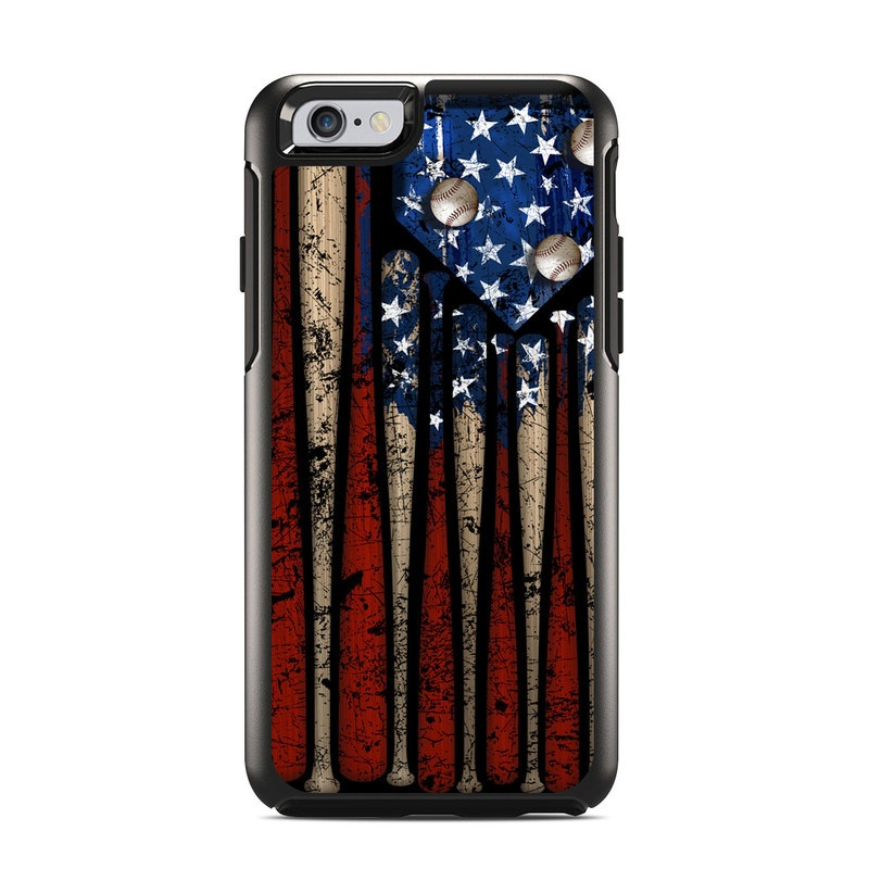Old Glory OtterBox Symmetry iPhone 6s Skin