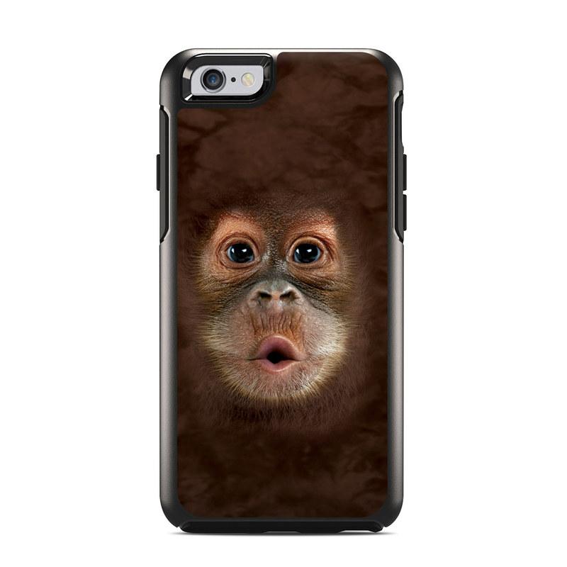 Orangutan OtterBox Symmetry iPhone 6s Case Skin