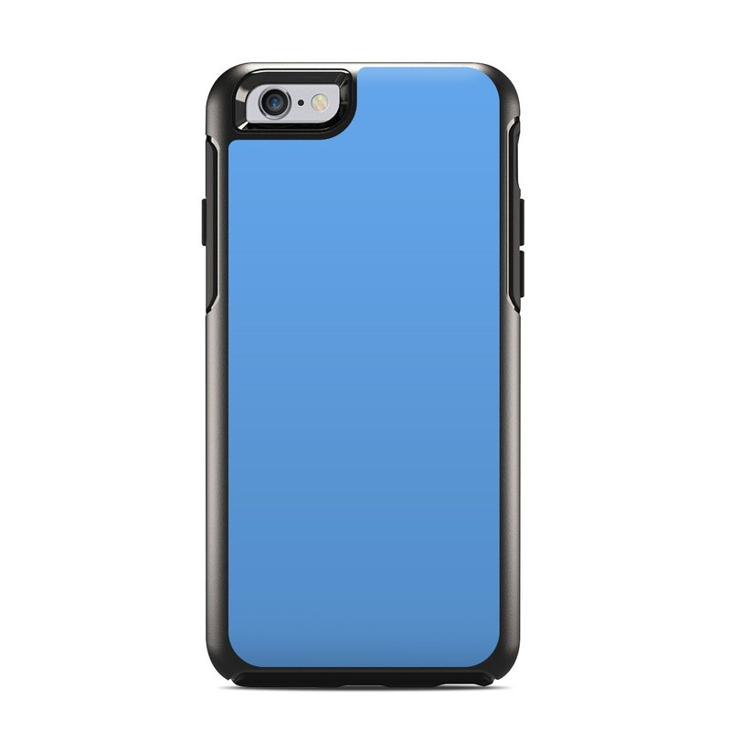 Solid State Blue OtterBox Symmetry iPhone 6s Skin