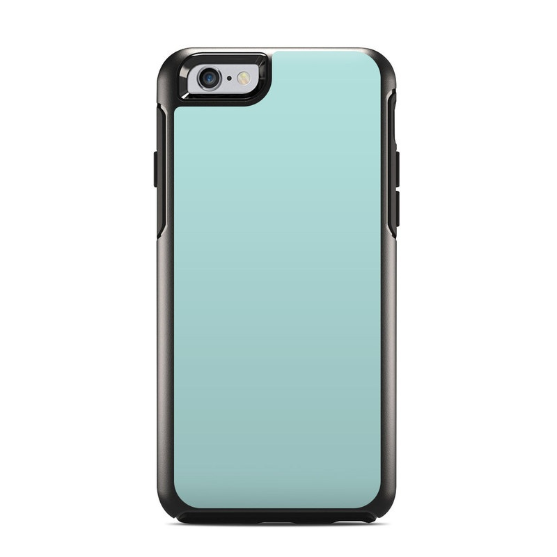 Solid State Mint OtterBox Symmetry iPhone 6s Skin