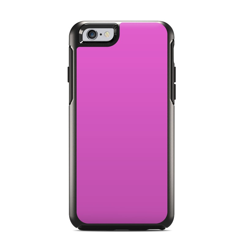Solid State Vibrant Pink OtterBox Symmetry iPhone 6s Case Skin