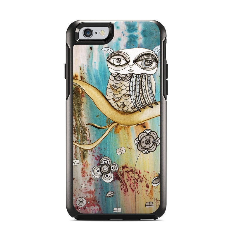 Surreal Owl OtterBox Symmetry iPhone 6s Skin