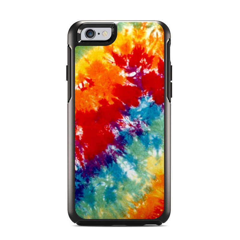 Tie Dyed OtterBox Symmetry iPhone 6s Skin