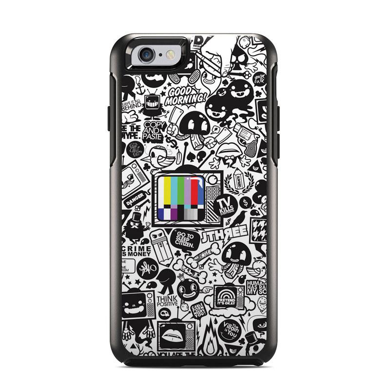 TV Kills Everything OtterBox Symmetry iPhone 6s Skin